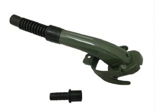 JERRY CAN FLEXIBLE FUEL SPOUT FUNNEL
